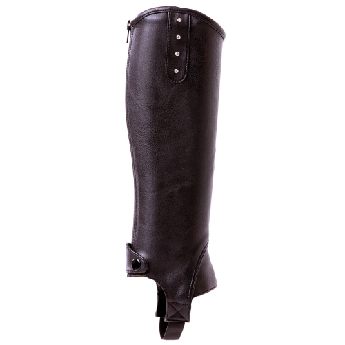 Mark Todd Synthetic Diamante Half Chaps